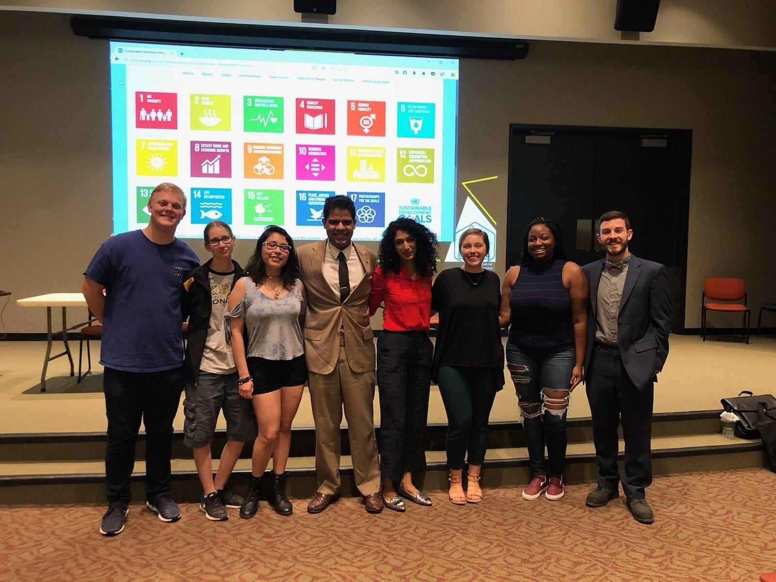 RCE Greater Atlanta UN Young Leaders